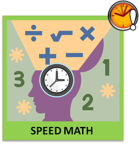 Speed Math